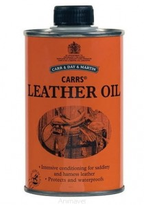 C&D&M Carrs Leather Oil 300 ml