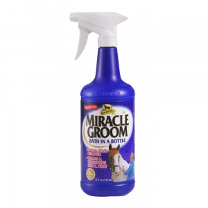"Spray Absorbine ""Miracle Groom"""